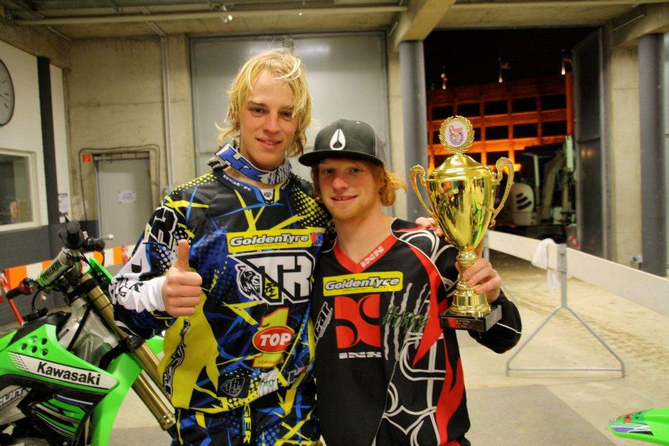 Kai Sedlak Motorrad Blog - hier beim Jump and Race Kiel 2012