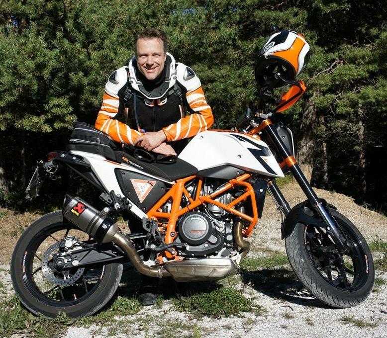 Kay Grünwald - Teil des Motorrad Blog von ME24