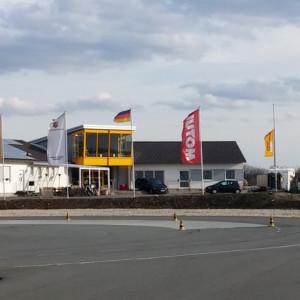 ADAC Paderborn - Testgelände für mein neues Braking Bremsensetup | Motorrad Blog