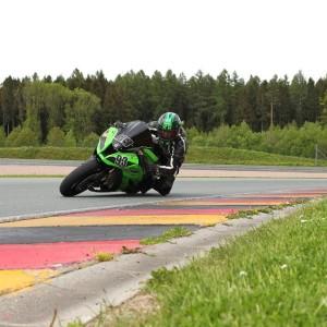 Chrissi Potzners Rennwoche im Motorrad Blog: Hier auf dem Sachsenring