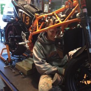 Das Motorrad Einwintern - Motorrad Pflegeberater Teil 3