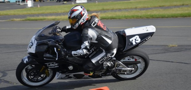 Schikane @ Motorrad Blog