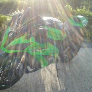 Kawasaki Weltmeister 2015