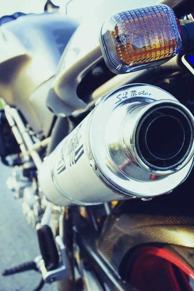 Motorradauspuff - Neue Geräuschvorschrift für Motorräder ab 2016