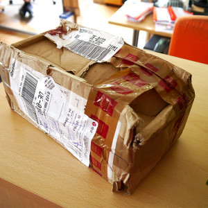 Wenn Pakete von Motorrad-Ersatzteile24 nicht ankommen...