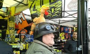 MotoGP am Sachsenring - endlich normale Leute!