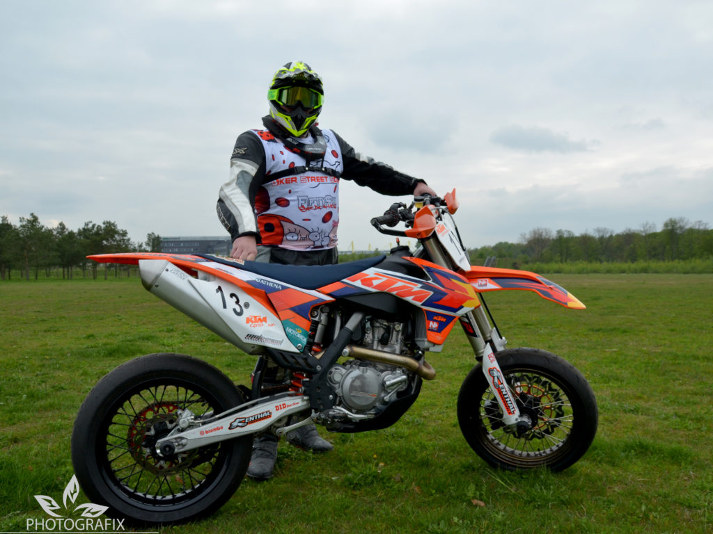 Marvin Krummel, 58300 Wetter KTM Sx-f 450 2013