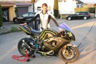 Yannick Urban im Motorrad Blog
