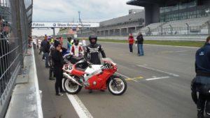 FZR-Forum.de Racing Team Lisa im Einsatz