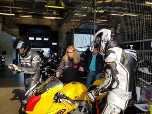 FZR-Forum.de Racing Team Simone im Einsatz