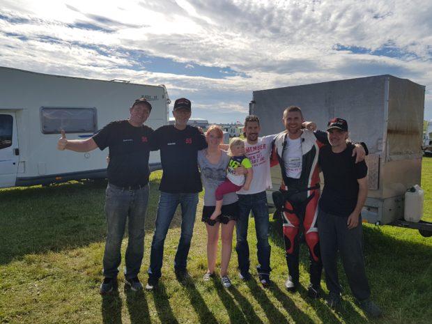 FZR-Forum.de Racing Team in Walldürn 2017