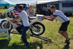 FZR-Forum.de Racing Team Matti im Einsatz