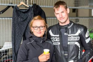 FZR-Forum.de Racing Team Lisa mit Basti