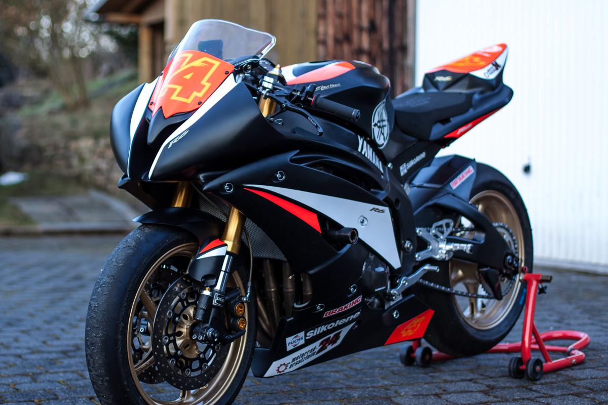 Vorstellung 20 Meine Yamaha R6