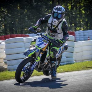 Braking Bremsbelag-Test in Spa - Supermoto