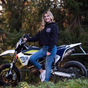 701 Husky girlwhorides motorrad-ersatzteile24 Sponsoring