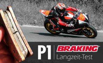 Braking P1 Bremsbelag Test