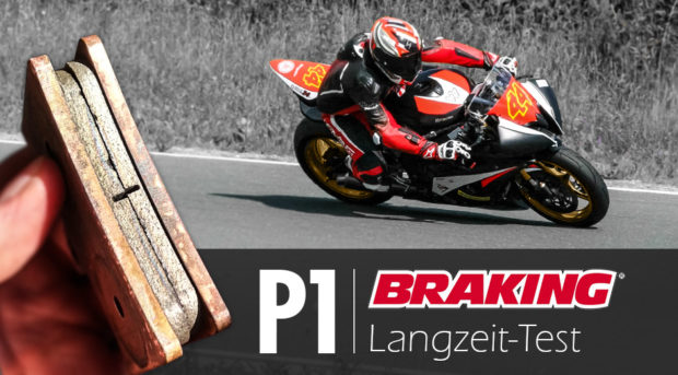 Braking P1 Bremsbelag Test
