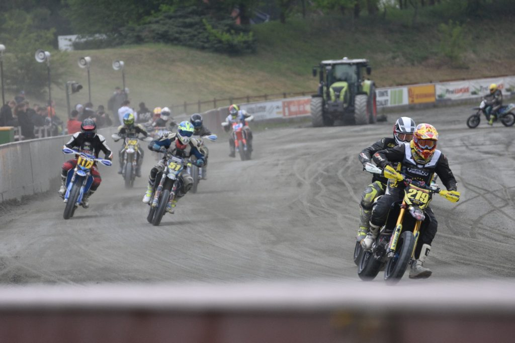 Supermoto in Harsewinkel - offroad