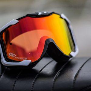 ProGrip MX Brille Schwarz bei Motorrad-Ersatzteile24