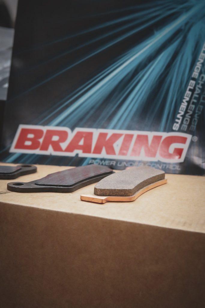 Braking 746cm44 Beläge für meine KTM EXC 450