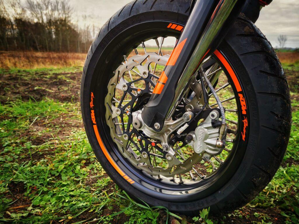 Braking Wave für KTM EXC 450 - Details
