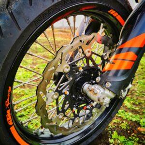 Braking Wave für KTM EXC 450-F