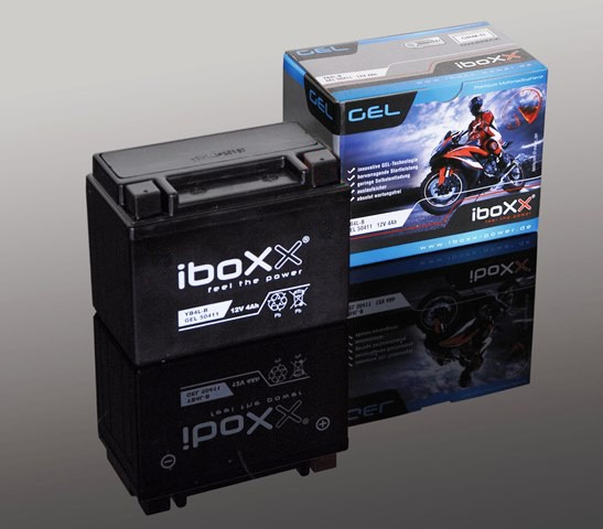 iboxx motorrad gel batterie 53030 12 volt 30 ah. Black Bedroom Furniture Sets. Home Design Ideas
