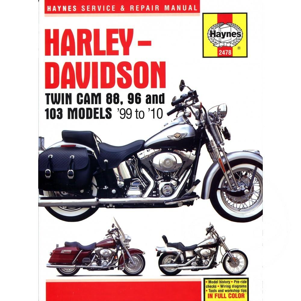 Reparaturanleitung fuer Harley Davidson (nur in englisch) on