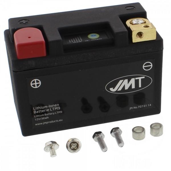lithium ionen batterie motorrad ltm9 wasserdicht inkl. Black Bedroom Furniture Sets. Home Design Ideas