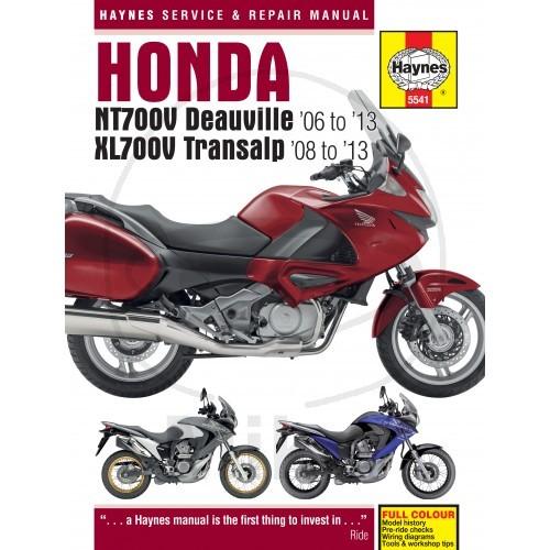 Reparaturanleitung fuer Honda (nur in englisch)   Buecher und ...