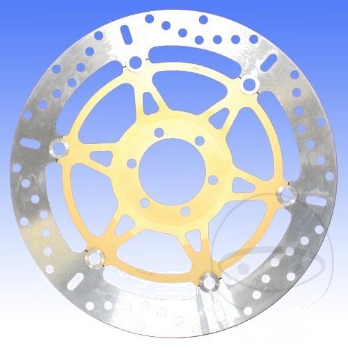 Bremsscheibe vorne Duke 125 ABS Baujahr 2013-2015 von EBC