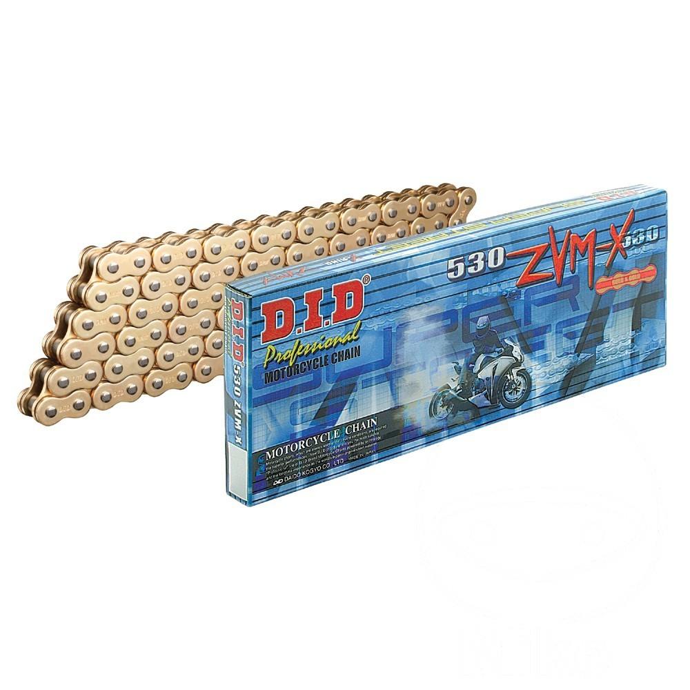 DID Kettensatz YZF 1000 R ThunderAce 4VD 1996-2002 530 ZVM-X X-Ring G/&G endlos