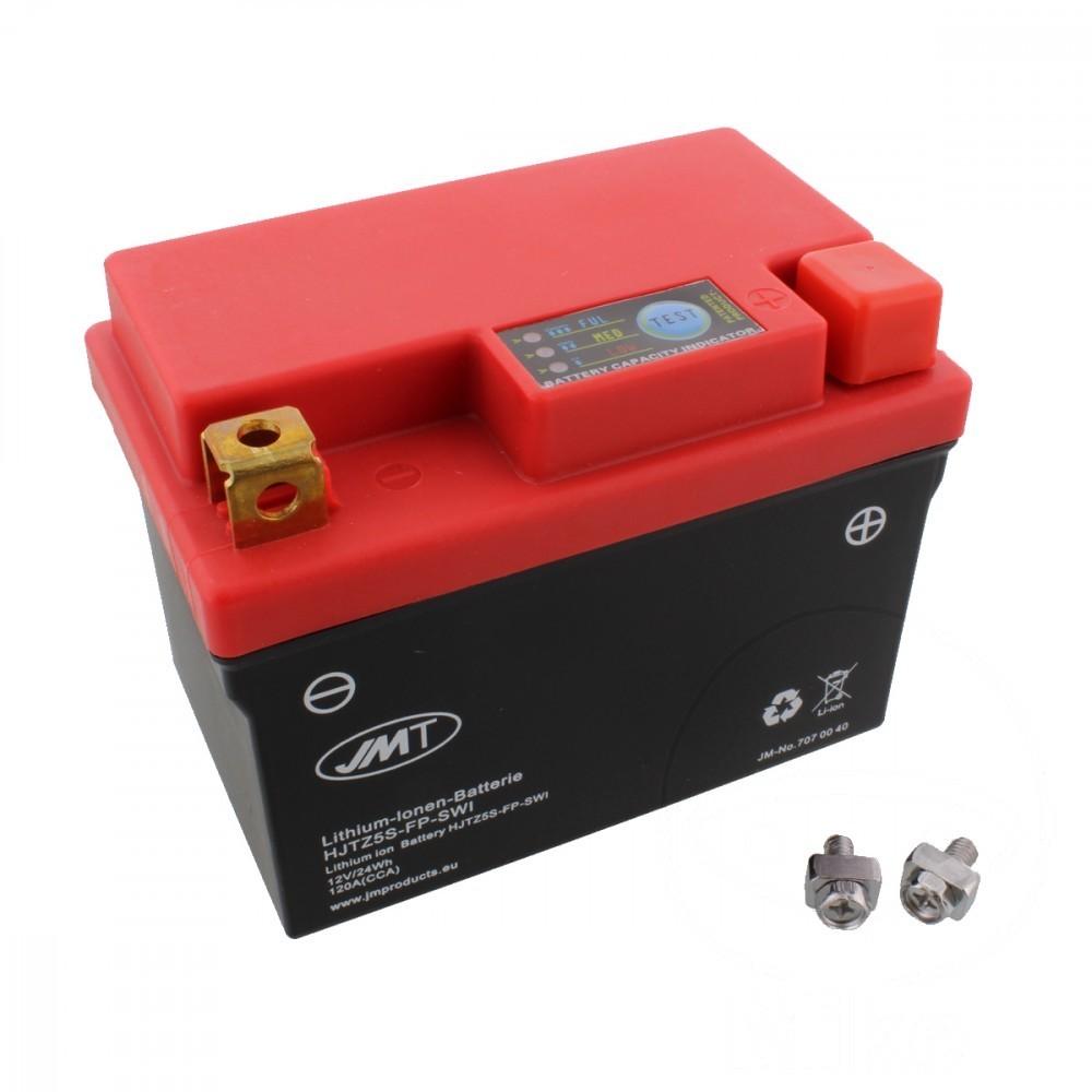 Année de construction 2014-2016 Lithium-ion Lifepo 4 Batterie HJTZ 5s-fp 12 V HUSQVARNA FE 450